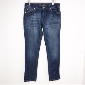 DL1961   Angel Mid Rise Skinny Ankle Jeans